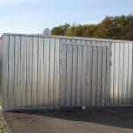 Kompakte-Lagerhallen