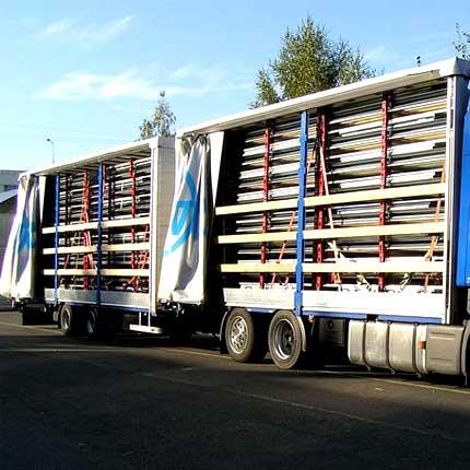 Bundesweite Lieferung von Schnellbau-Container