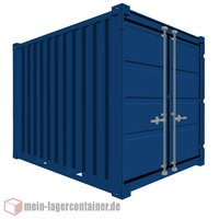 9 Fuß Materialcontainer Lagercontainer massiv...